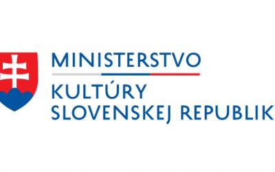 MK SR – informácie k pracovnej skupine na podporu kultúrneho a kreatívneho priemyslu